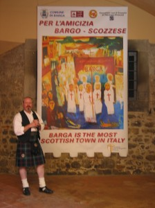 Denis in Barga 2004