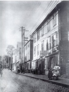 Providence 1890, North Main Street
