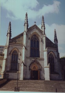 St. Mary's Cathedral 2000