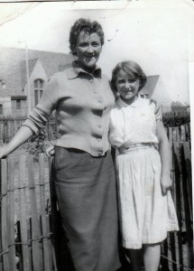 Ellen with Shiela