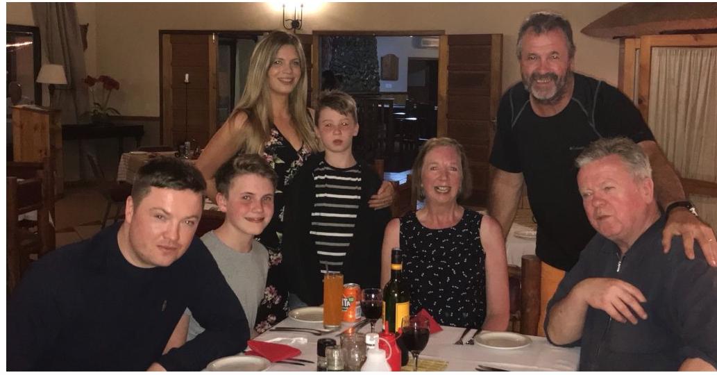 Michael Stanton family